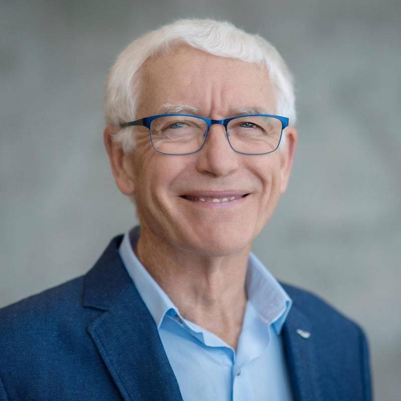 Peter A. Jones, Ph.D, D.Sc. (hon)