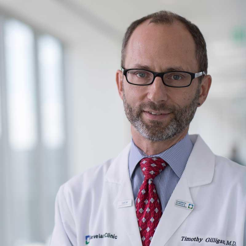 Dr Timothy Gilligan
